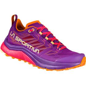 La Sportiva Jackal Running Shoes Women blueberry/love potion